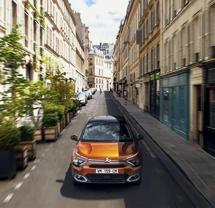 Location voiture Citroën Valréas