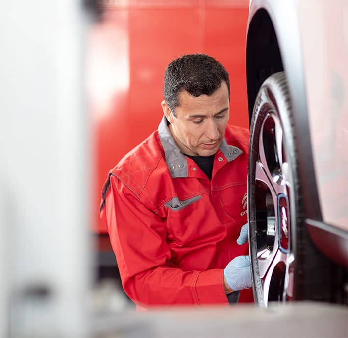 Prestations après-vente Citroën Valréas